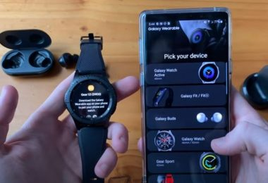 Samsung Gear S3 Frontier Black Friday
