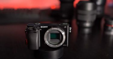 sony a6000 black friday