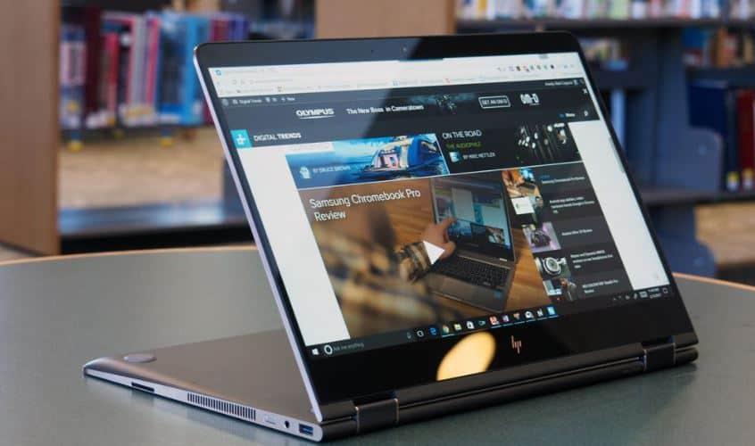 HP Spectre X360 Black Friday Deals
