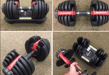 bowflex adjustable dumbbells black friday