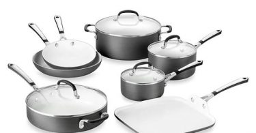 calphalon cookware set black friday