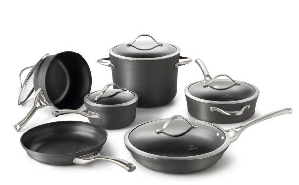 calphalon cookware set black friday deals