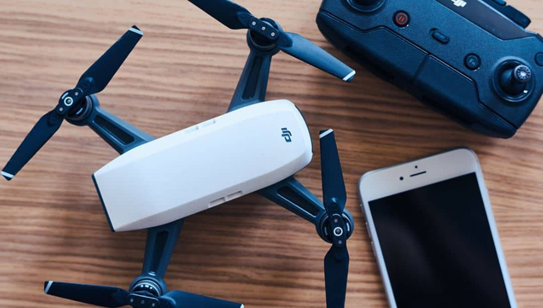 dji spark black friday