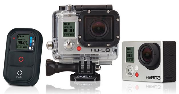 GoPro Hero 3 Black Friday Deals