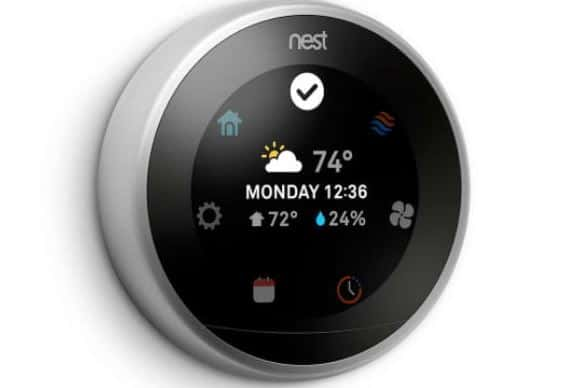 nest thermostat black friday