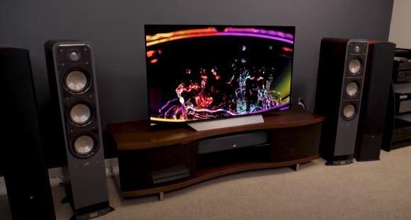 LG OLED65C7P Black Friday Deals