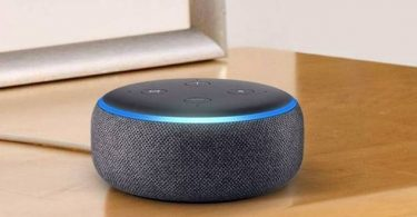 Amazon Echo Dot 3 Black Friday
