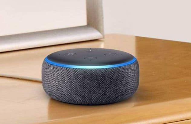 Amazon Echo Dot 3 Black Friday