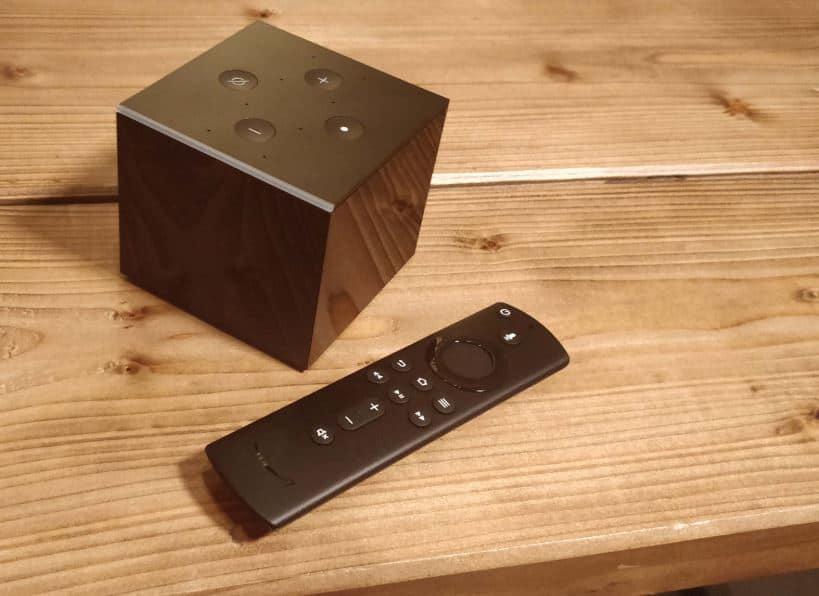 Amazon FireTV Cube 2 Black Friday Deals