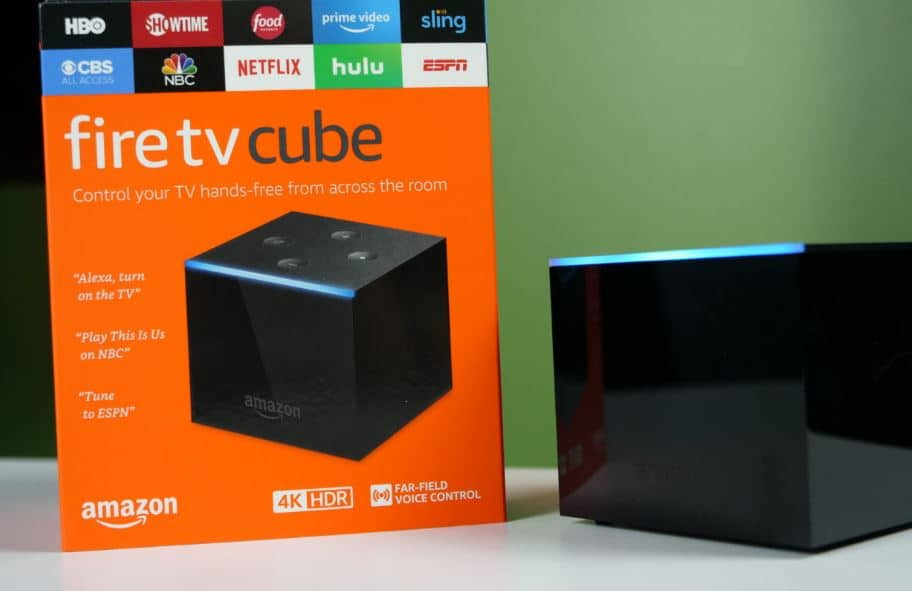 Amazon FireTV Cube 2 Black Friday