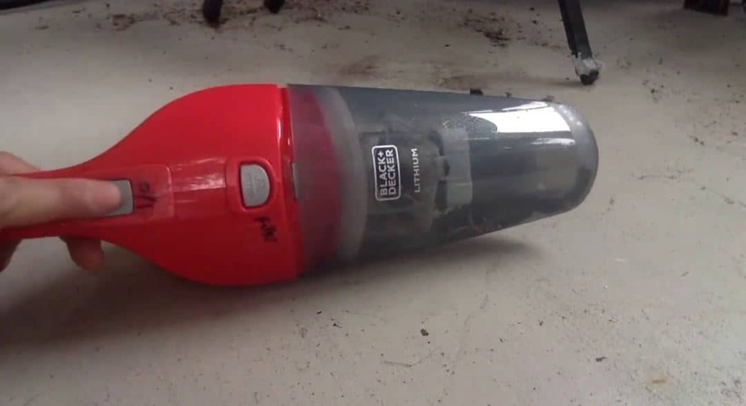 Black And Decker Dustbuster Black Friday