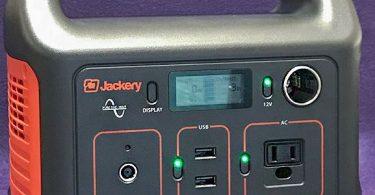 Jackery Portable Power Station 240 Black Friday