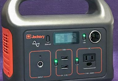 Jackery Portable Power Station 240 Black Friday