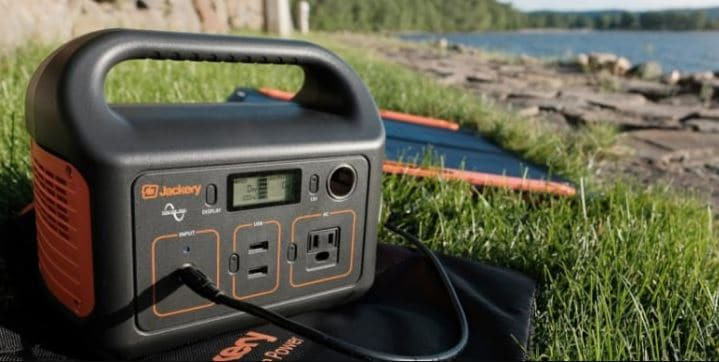 Jackery Portable Power Station 240 Black Friday Deals