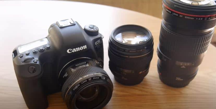 Canon 6D Mark II black friday deals