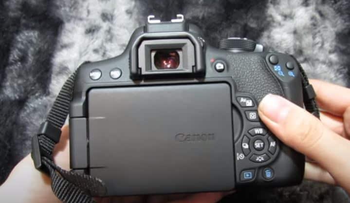 Canon EOS Rebel T6i black friday deals