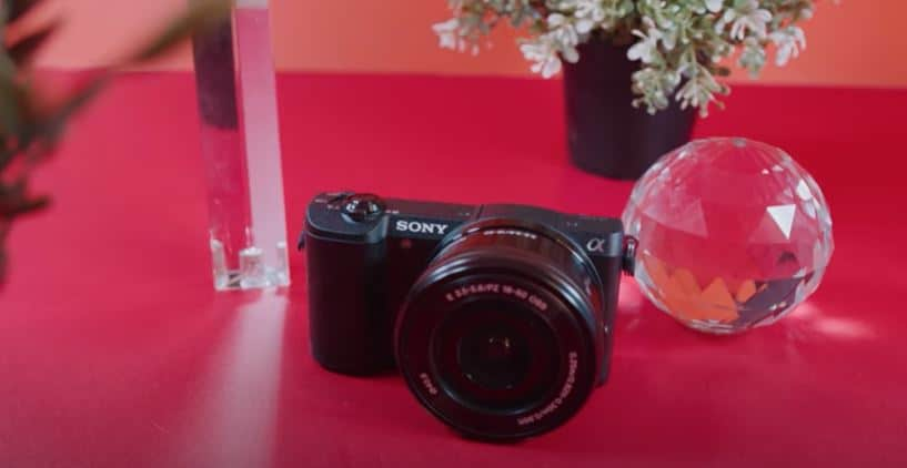 Sony a5100 Black Friday deals