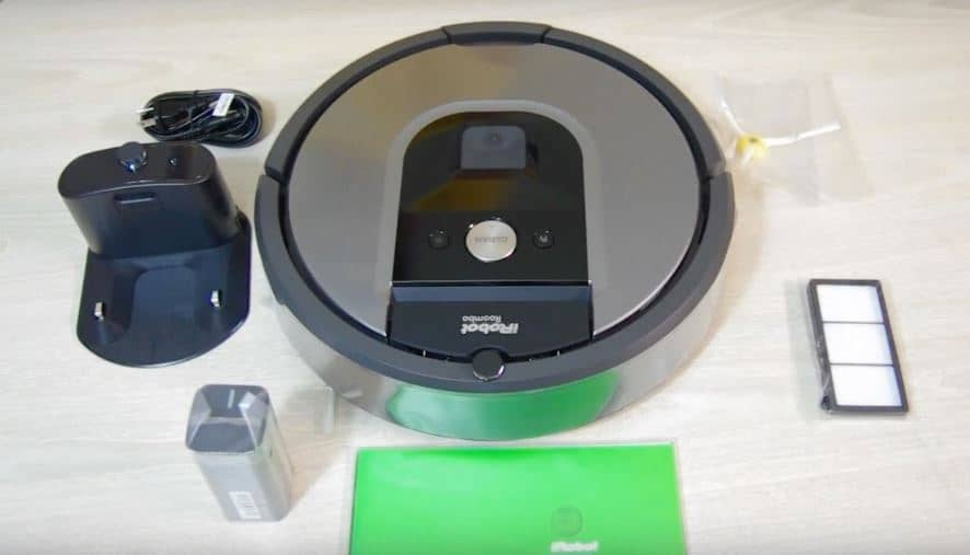 iRobot Roomba 960 Robot Vacuum black Friday deals