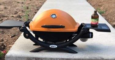 weber q1200 liquid propane black Friday