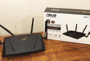 ASUS RT-AX88U AX6000 black friday