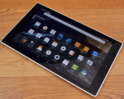 Fire HD 10 Tablet black friday deals