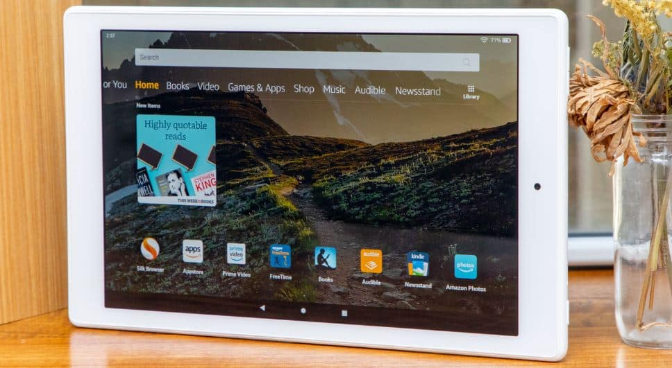 Fire HD 10 Tablet black friday