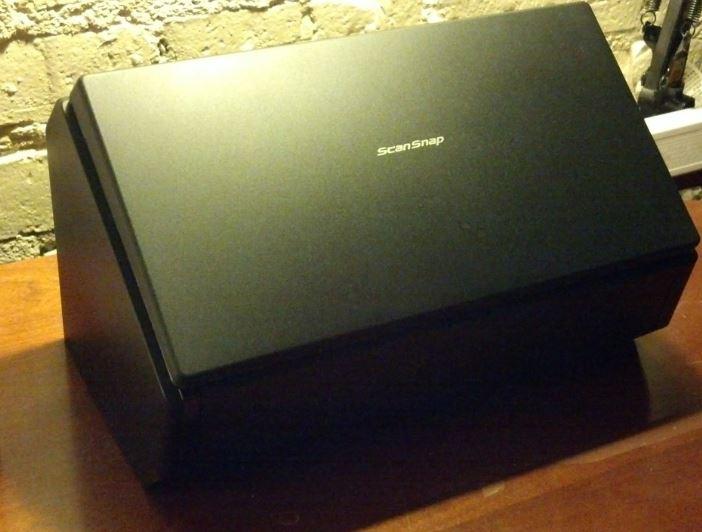Fujitsu ScanSnap iX500 black friday deals