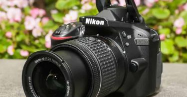 Nikon D3400 DSLR Camera black friday
