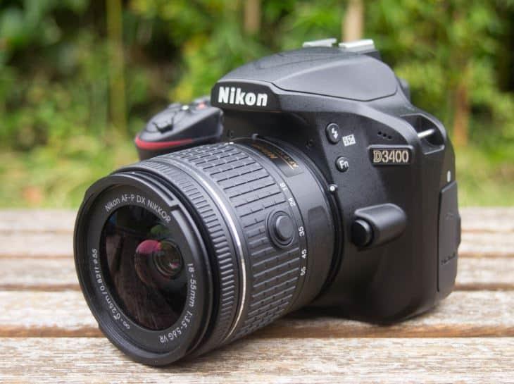 Nikon D3400 DSLR Camera black friday deals