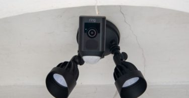 Ring Floodlight Camera black friday