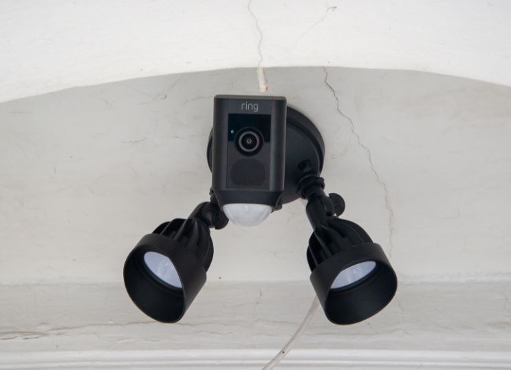 Ring Floodlight Camera black friday