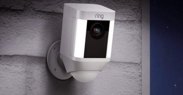 Ring Spotlight Cam Battery black friday