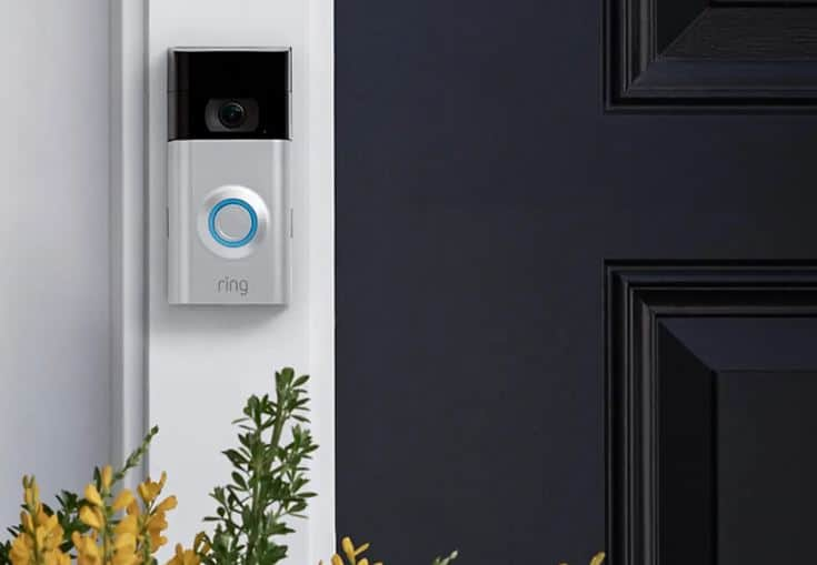 Ring Video Doorbell 2 black friday