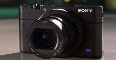 Sony RX100 III black friday