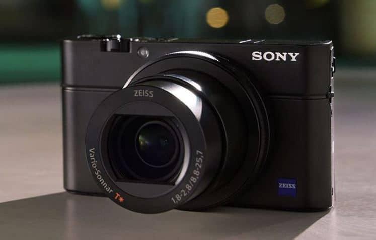Sony RX100 III black friday