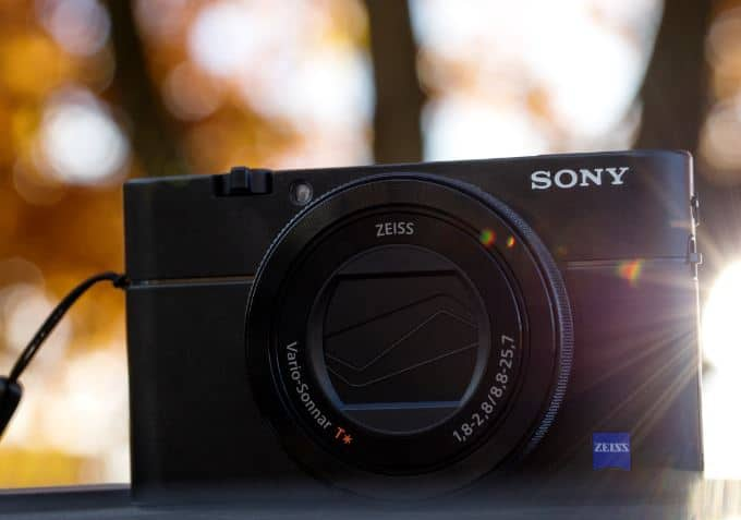 Sony RX100 black friday deals