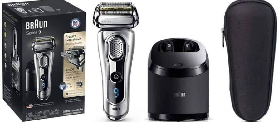 braun series 9 black friday