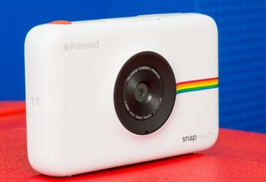 polaroid snap touch black friday