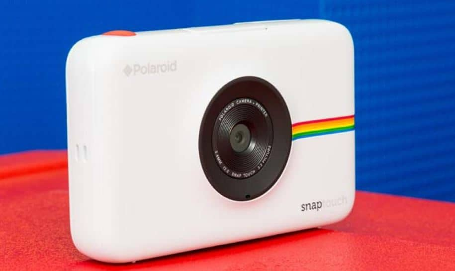 polaroid snap touch black friday