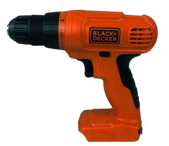 BLACK DECKER LD120VA black friday