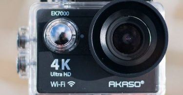 AKASO EK7000 4k Black Friday