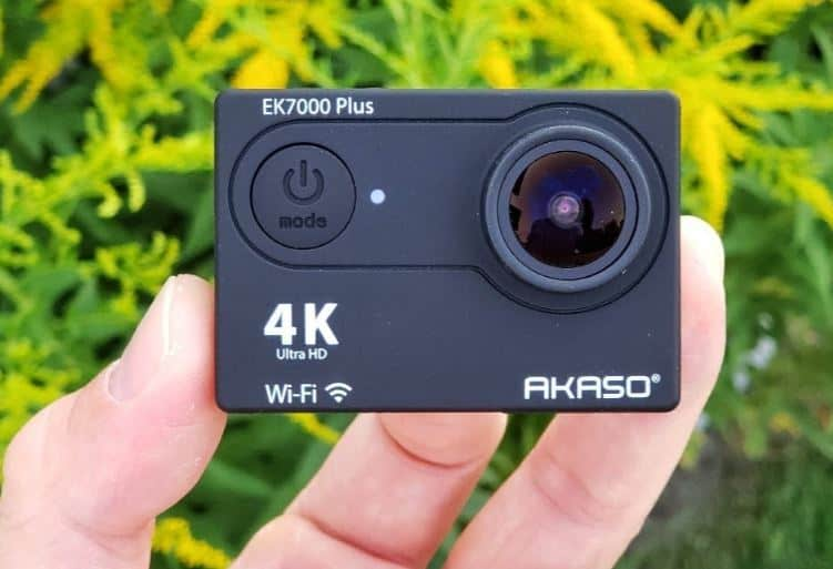 AKASO EK7000 4k Black Friday Deals
