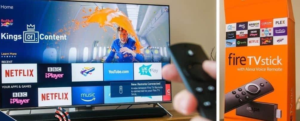 Fire TV Stick 4k Black Friday Deals