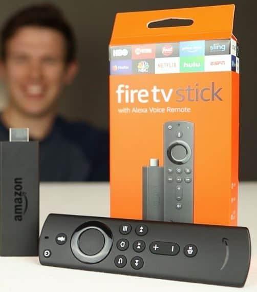 Fire TV Stick 4k Black Friday