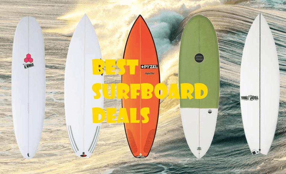 Best Black Friday Surfboard Deals