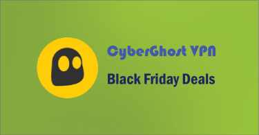 CyberGhost VPN Black Friday