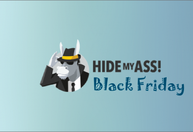 HideMyAss Black Friday