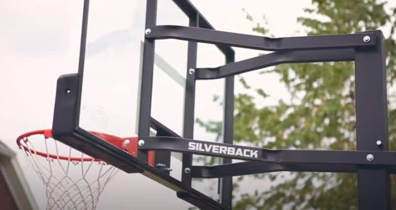 silverback 54 in-ground basketball hoop black friday