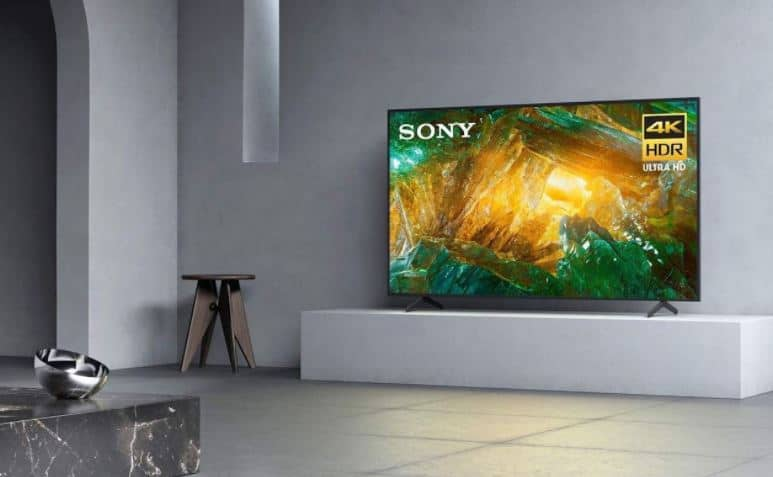 Sony X800H Black Friday