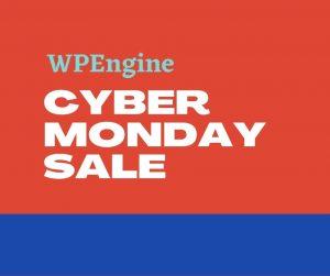 WPEngine Cyber Monday Deals